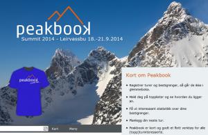 peakbook